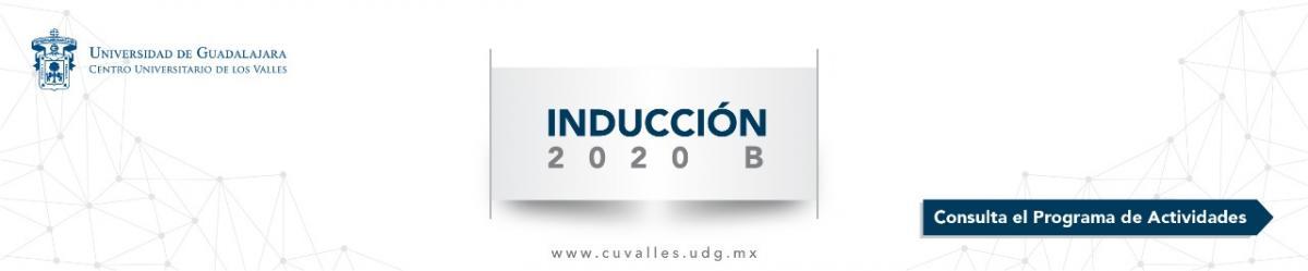 Inducción 2020 B