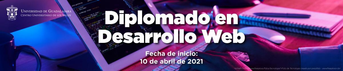 Diplomado en Desarrollo Web 2021 A