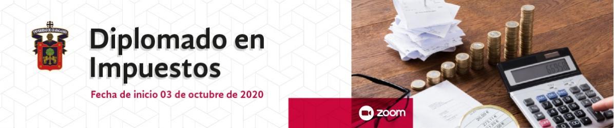Diplomado en impuestos 2020 (03 de octubre de 2020)